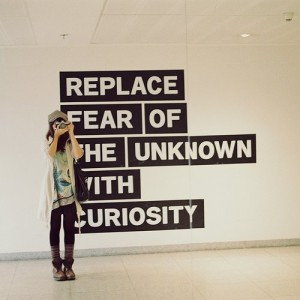 Embrace Uncertainty and You Create Adventure